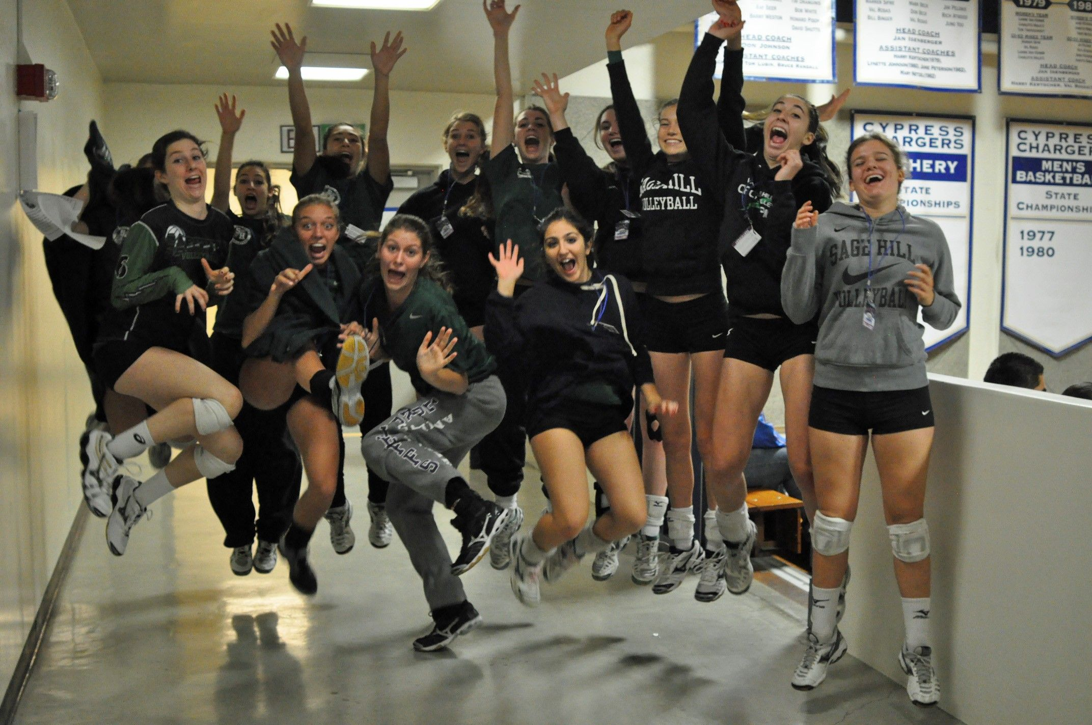 2012-13 Girls\' Varsity Volleyball