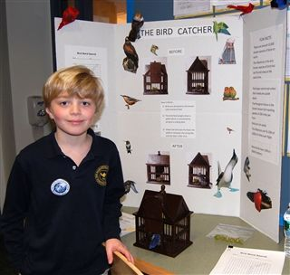 Third Grade Invention Convention - 2012