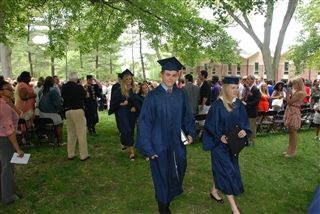 Scenes from Commencement 2013