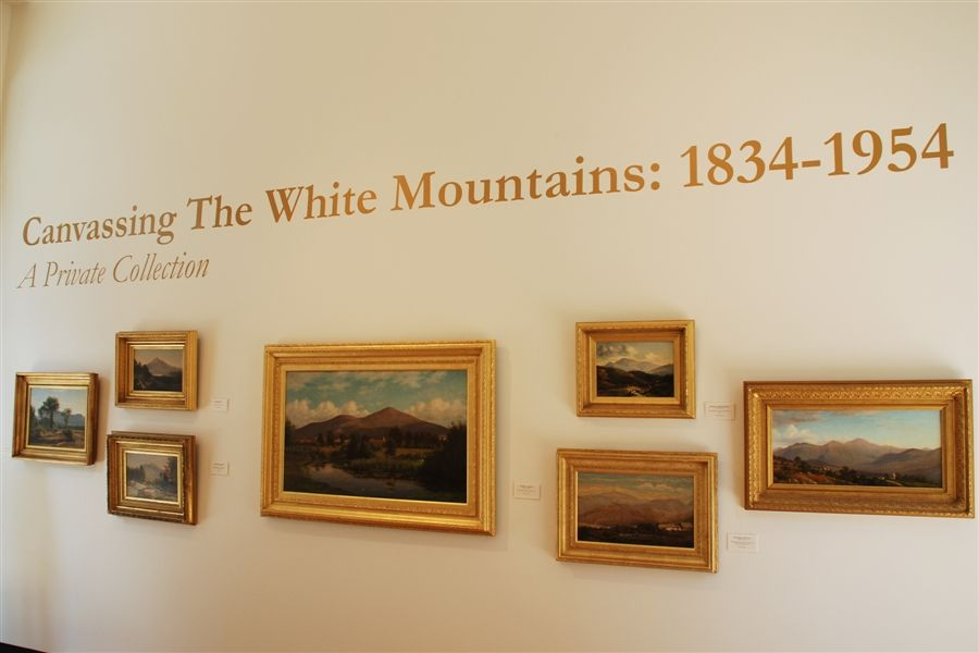 Canvassing the White Mountains - A Private Collection