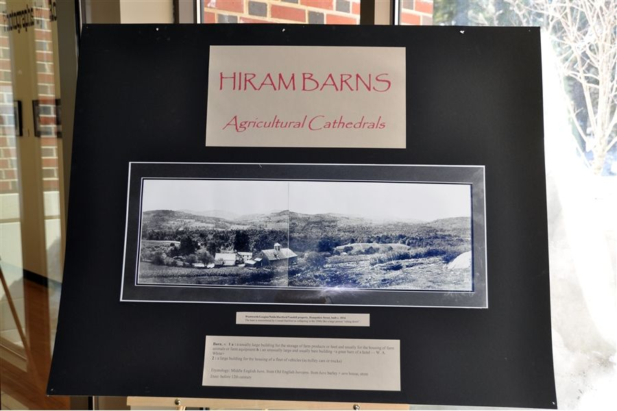 Hiram Barns Agricultural Cathedrals
