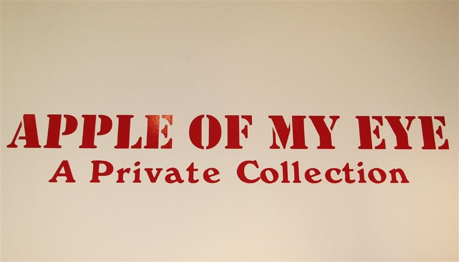 Apple of My Eye – A Private Collection