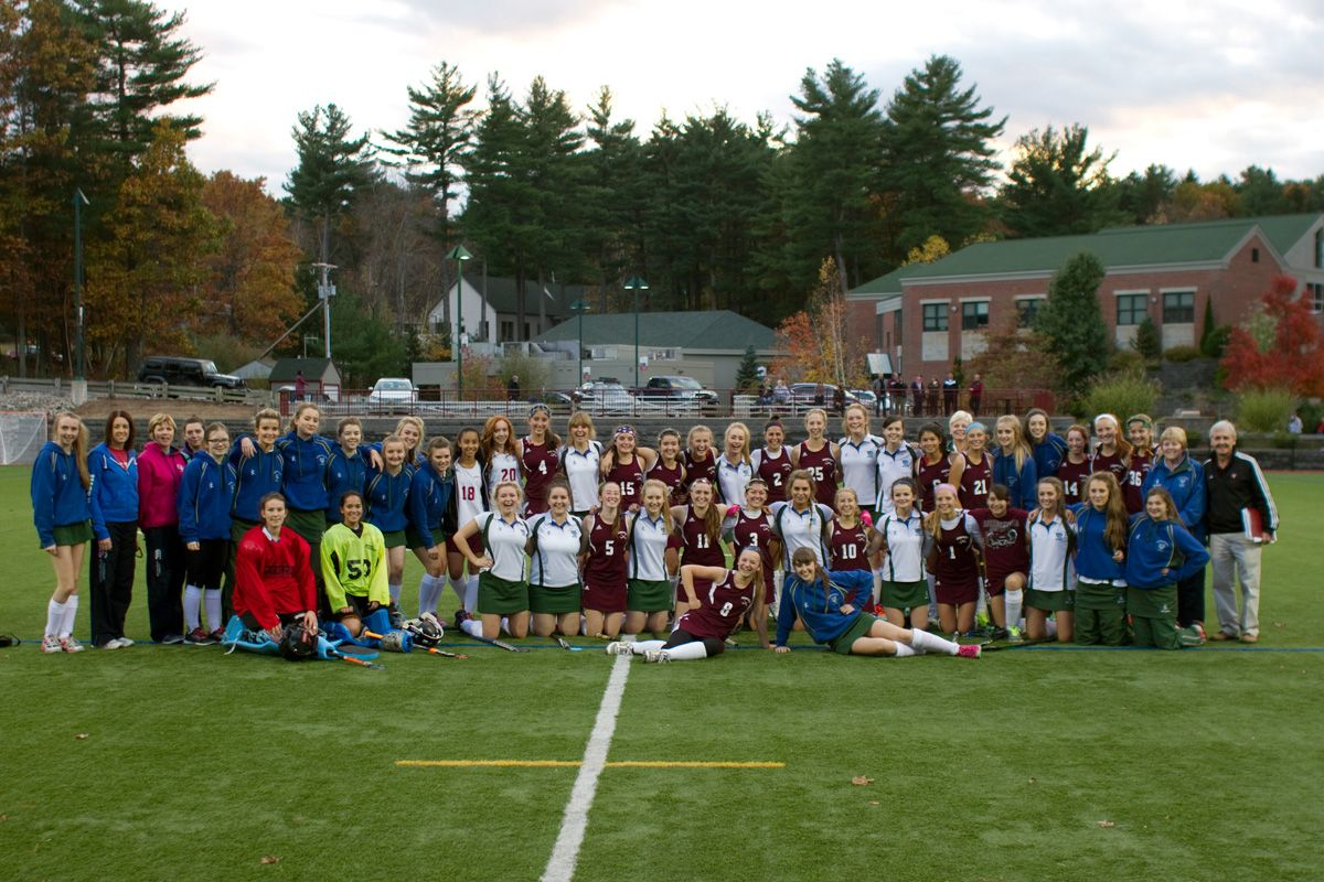 Varsity Field Hockey - Ireland Game