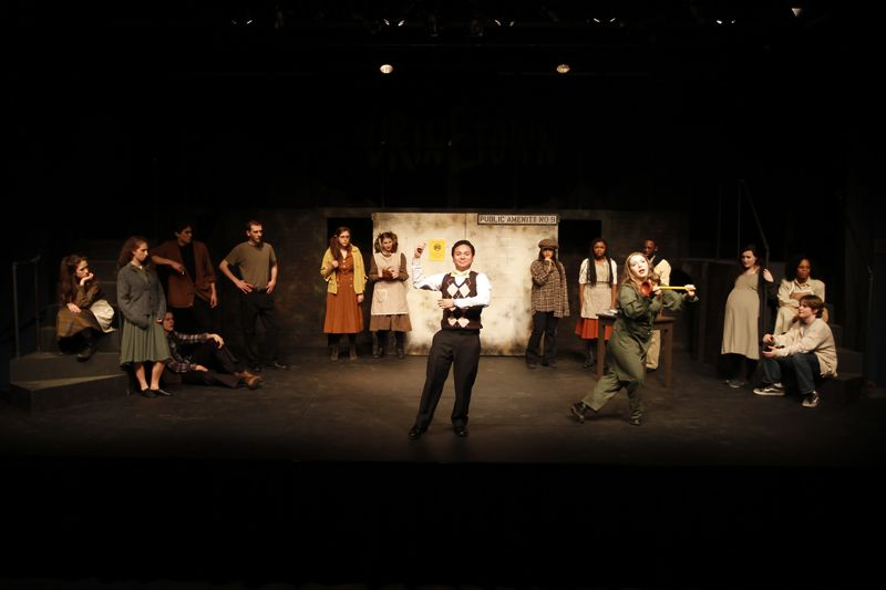 Urinetown Gallery 2 - photos by Peter Mahakian