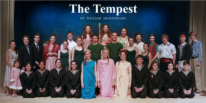 "HDA presents ""The Tempest\"" - photos by Peter Mahakian"