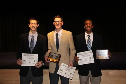 Winter Athletic Awards 2014
